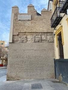 Muralla Puerta Real