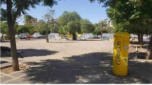 Plaza del Olivo antes 1