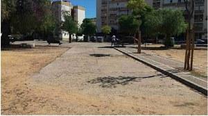 Plaza del Olivo antes 2