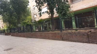 Plaza Salesiano Don Ubaldo (Triana)
