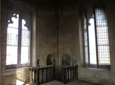 Torre de don Fadrique (interior)