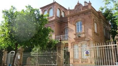 Ejemplo de edificio de estilo regionalista del barrio de Nervión