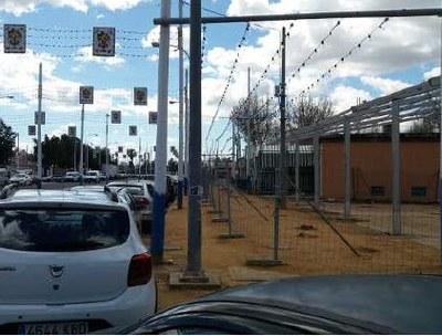 Aspecto actual que presenta la calle Antonio Bienvenida